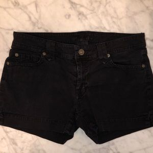 ✨7 For All Mankind Denim Shorts